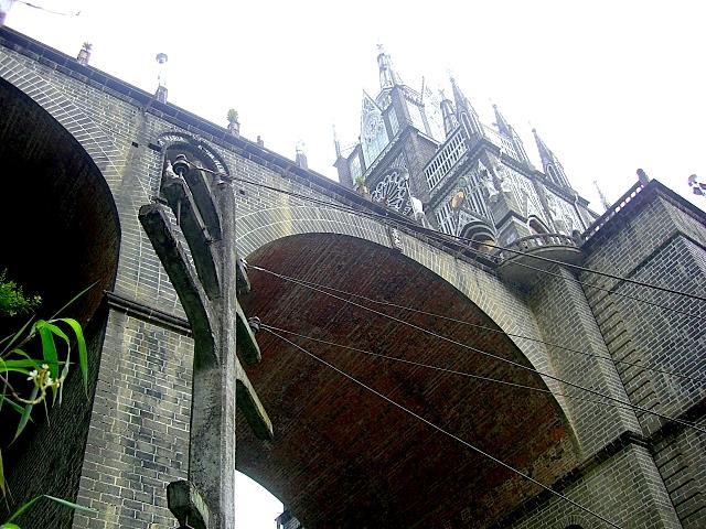 Кафедральный собор Лас-Лахас в Колумбии 55025