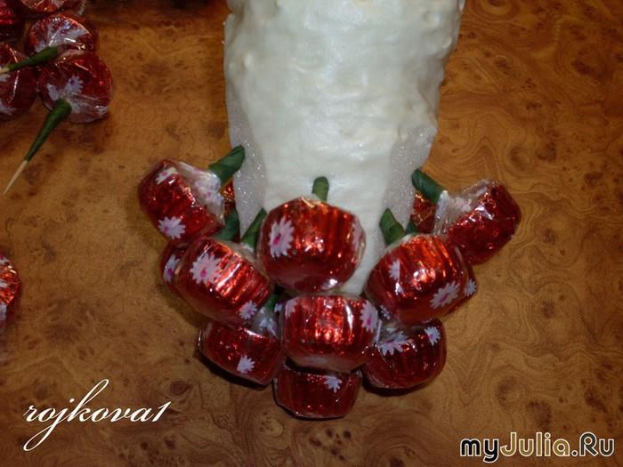Как сделать конфеты из ягод 817