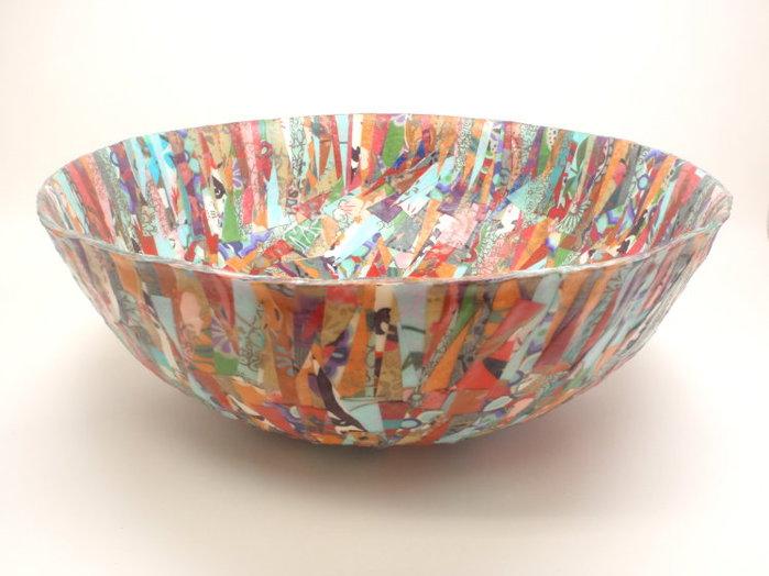 Papier Mache Bowl, large 02 (700x524, 60Kb)