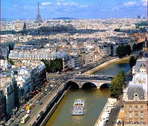 Туры во францию от туртрансвояж