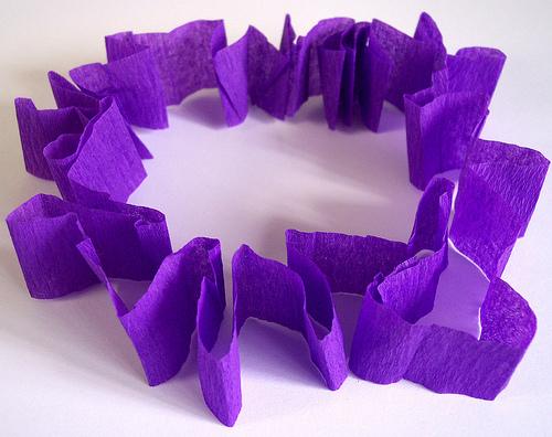 цветы из гофрированной бумаги (4) (500x396, 135Kb)