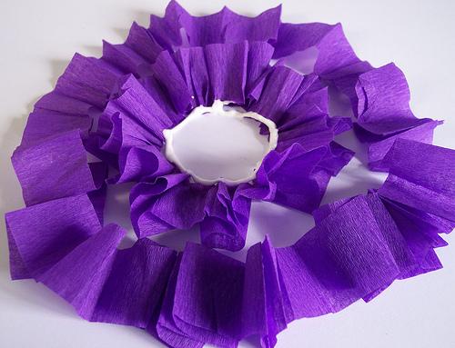 цветы из гофрированной бумаги (8) (500x383, 136Kb)