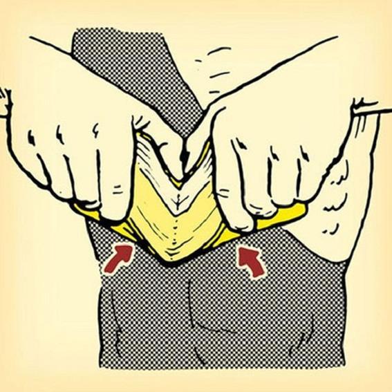Как разорвать толстую книгу руками. Пять простых шагов