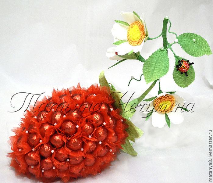 ягода из конфет (2) (700x600, 92Kb)