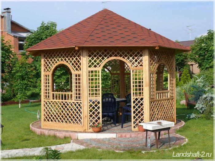 садовые беседки (38) (700x525, 401Kb)