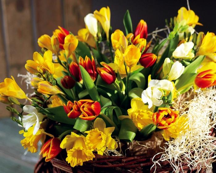 Картинки цветы поздравляем 2