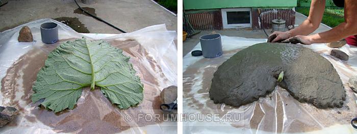 Скульптуры из бетона своими руками мастер класс