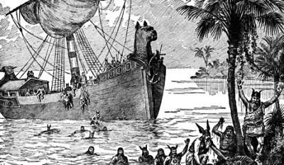 Находка корабля викингов (400x233, 79Kb)
