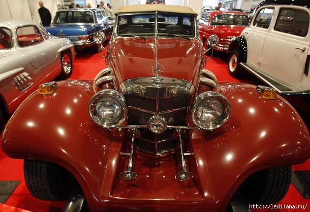 ретро автомобили - (610x417, 172Kb)