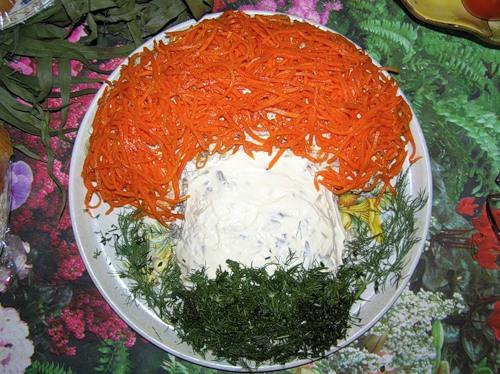 Рецепты салата из яиц с пошаговым фото