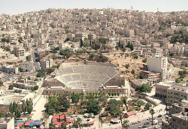 Амман. Иордания (637x440, 676Kb)