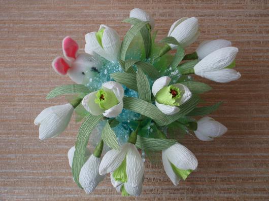 цветы из конфет (5) (530x397, 256Kb)