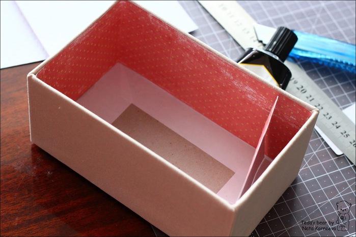 Коробка своими руками для фото