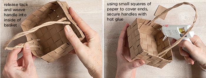пасхальная корзинка из бумажного пакета (5) (700x266, 490Kb)