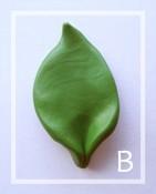 подсвечник ландыши из полимерной глины (2) (141x175, 20Kb)