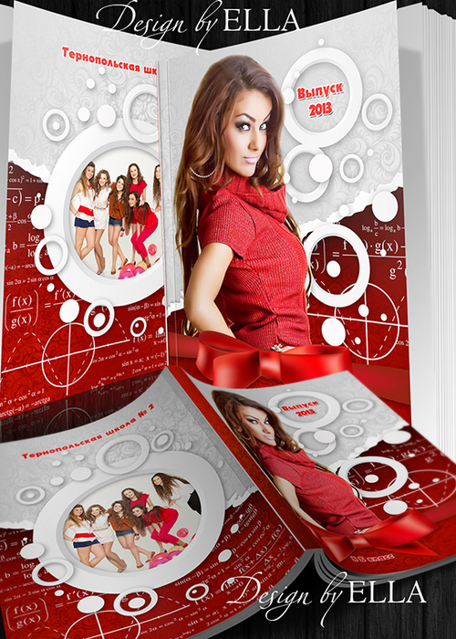 for graduates-Red Style (500x700, 410Kb)