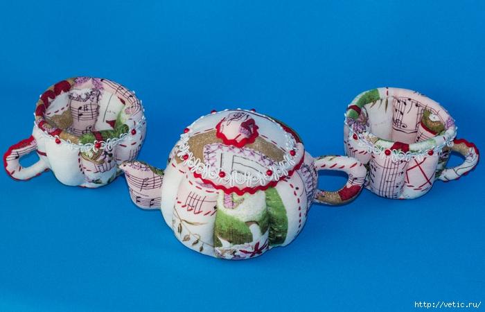 Чайный сервиз амигуруми crochet Pinterest Амигуруми 63