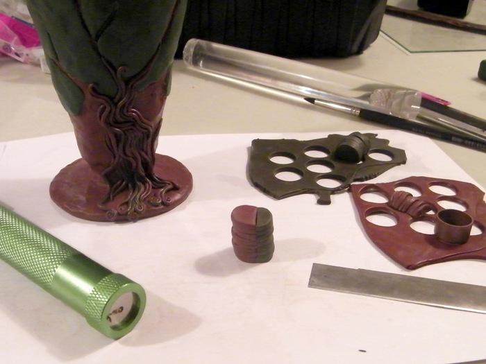 декор вазы полимерной глиной (17) (700x525, 83Kb)