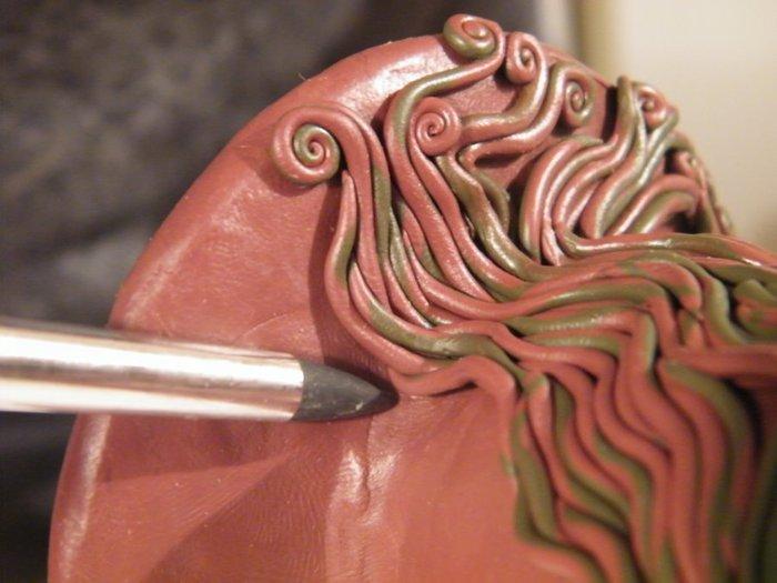декор вазы полимерной глиной (20) (700x525, 55Kb)
