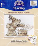 Описание: Схема для вышивки крестом - K5535 Lickle Birthday Wishes в формате jpg. juljuka.  Добавлено: 09 июня, 11:18.