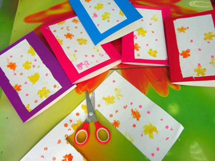 Быстрые открытки для детей