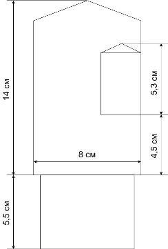 Варежка 1 (244x361, 7Kb)