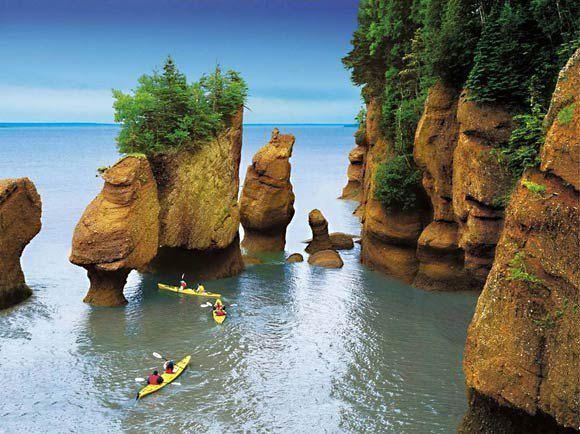 Залив Фанди, Канада (580x434, 60Kb)
