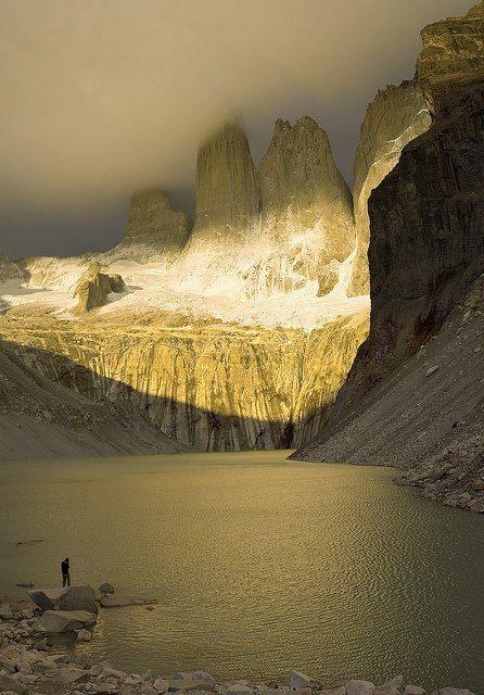 Торрес-дель-Пайне, Чили (446x640, 64Kb)