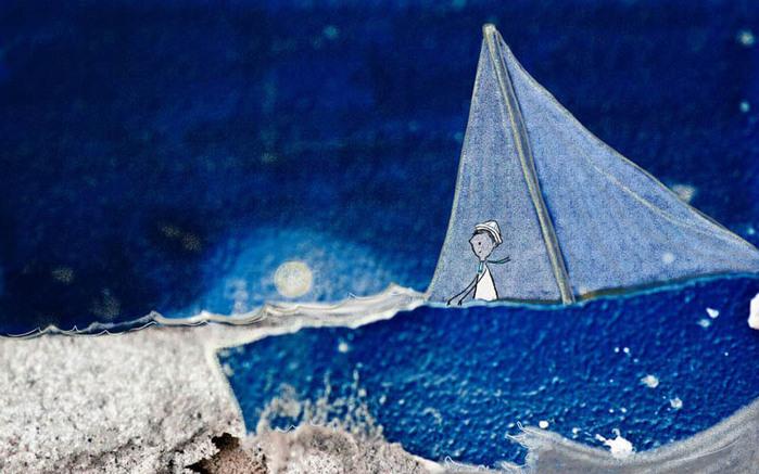 прикольные картинки художницы Лотте ван Дийк 11 (700x437, 113Kb)
