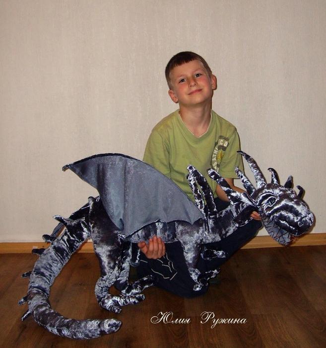 дракон (657x700, 343Kb)