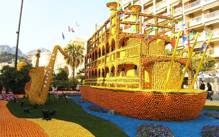 фестиваль лимонов в ментоне фото 2 (700x438, 504Kb)