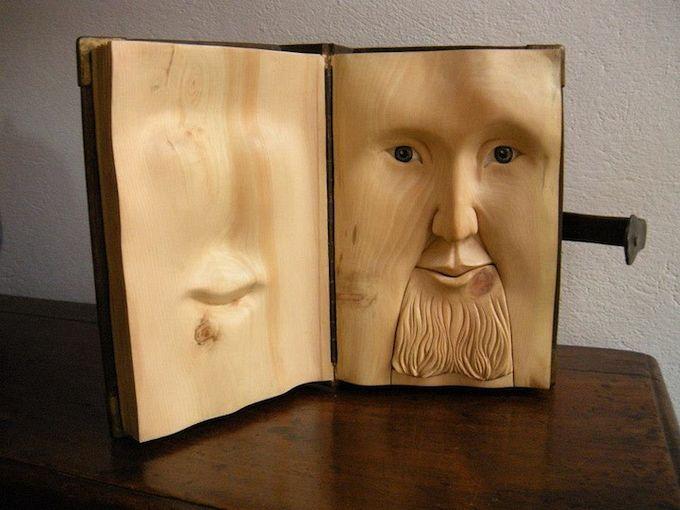 деревянные скульптуры Nino Orlandi 1 (680x510, 54Kb)