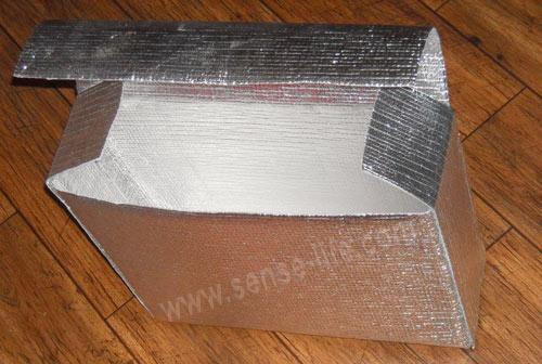 Сумка термос из пенопласта своими руками - Ross-plast.ru