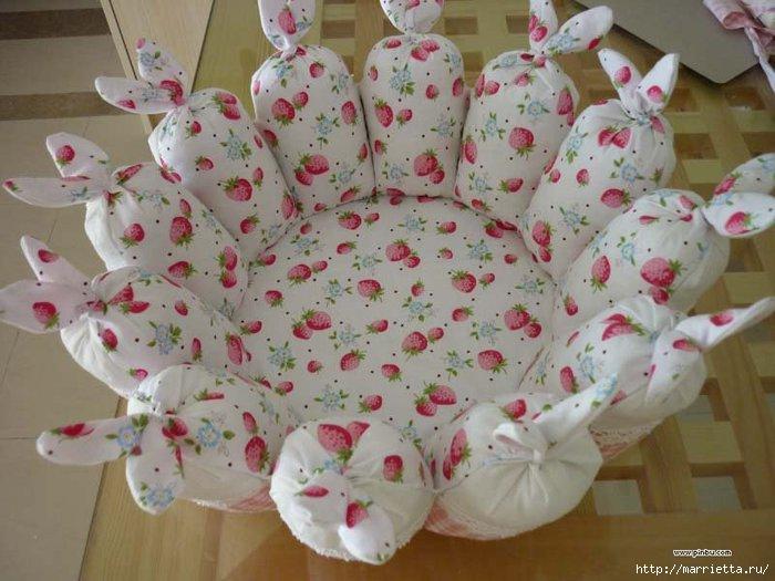 пасхальная корзинка с кроликами (16) (700x525, 175Kb)
