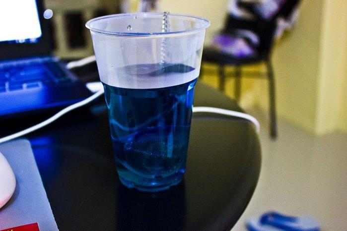 свойства синего чая из тайланда