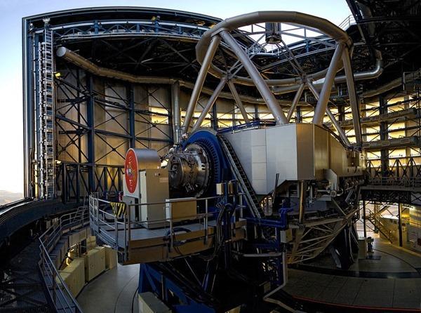 Самые большие телескопы в мире находятся в Чили Фотографии
