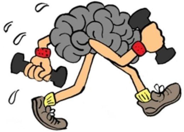 Тренировка мозга. 5 простых способов