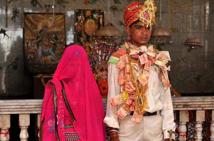 marriages in asia At current rates of reduction, it will take over 100 years to end child marriage in west and central africa unicef report: in south asia.