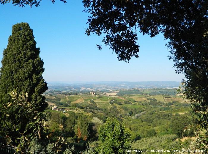 DSCN058 Это рай. Это Тоскана. (700x518, 308Kb)