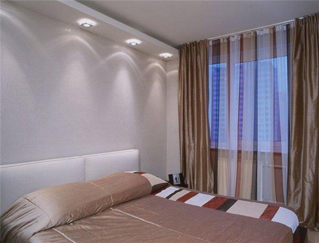 Шторы для светлой спальни фото