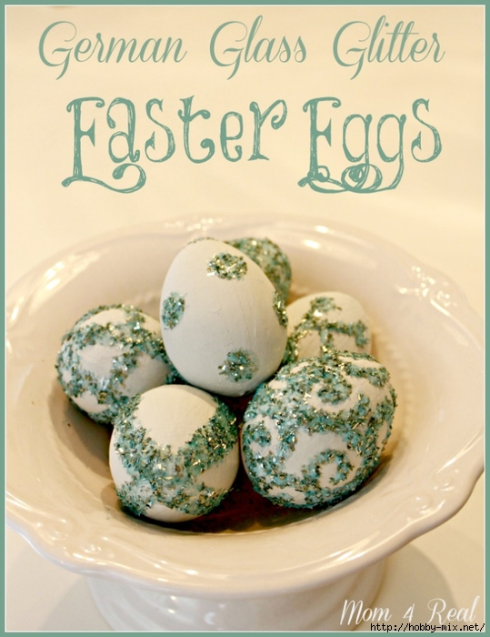 glitter-painted-easter-eggs1 (539x700, 248Kb)