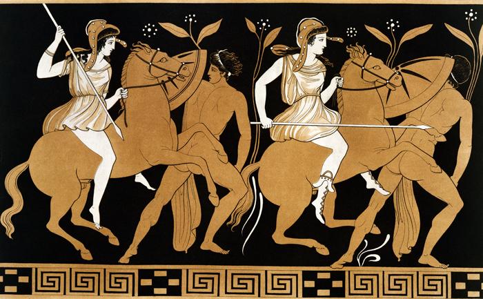 эротические изображения на древнегреческой керамике-гф1