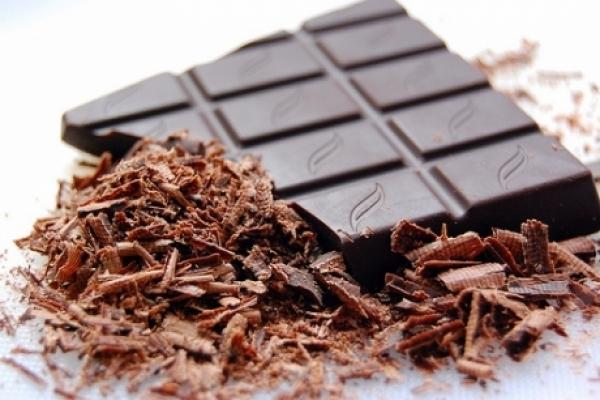 черный шоколад (600x400, 177Kb)