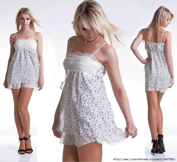 Легкие платья 9