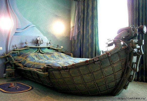 Style of bedroom designs