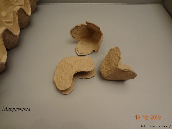 топиарий из мешковины и яичных лотков (3) (700x525, 205Kb)