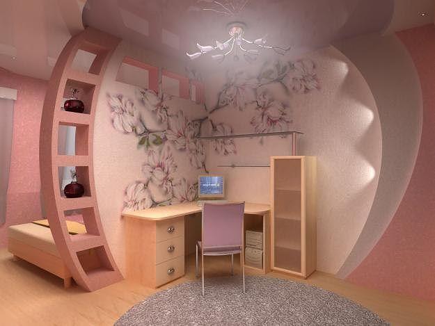 Перегородки в комнате из гипсокартона своими руками фото