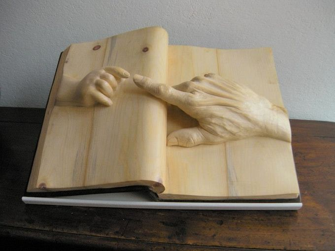 Необычное изделие своими руками