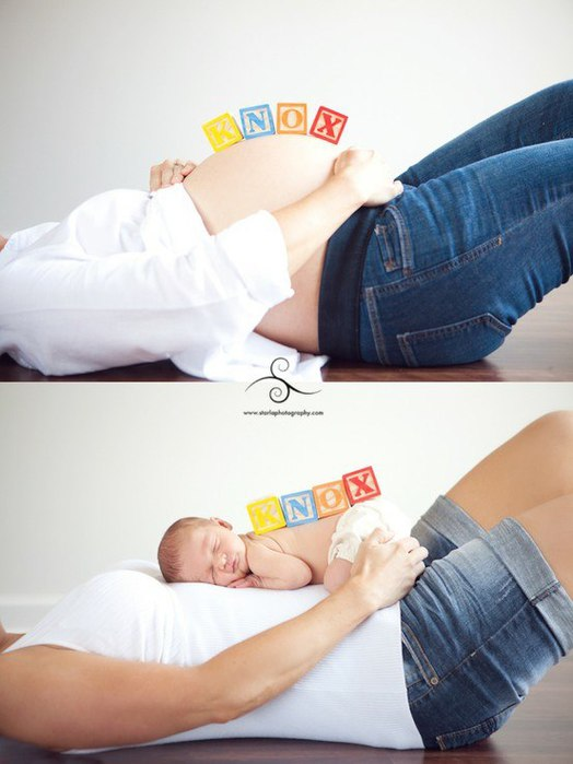 Беременная идеи для