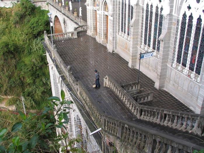 Кафедральный собор Лас-Лахас в Колумбии 28095
